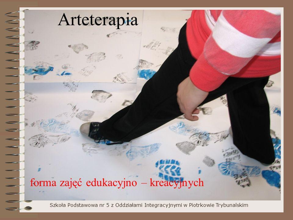 Arteterapia forma zajęć edukacyjno – kreacyjnych