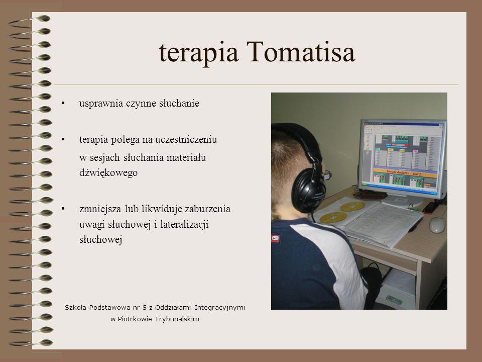 terapia Tomatisa usprawnia czynne słuchanie