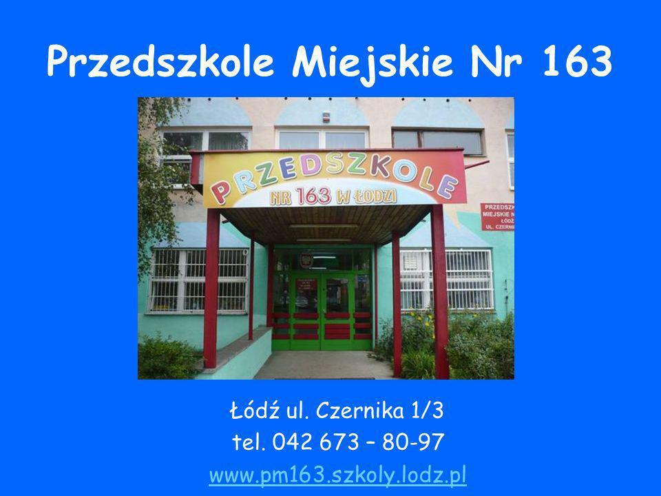 Przedszkole Miejskie Nr 163