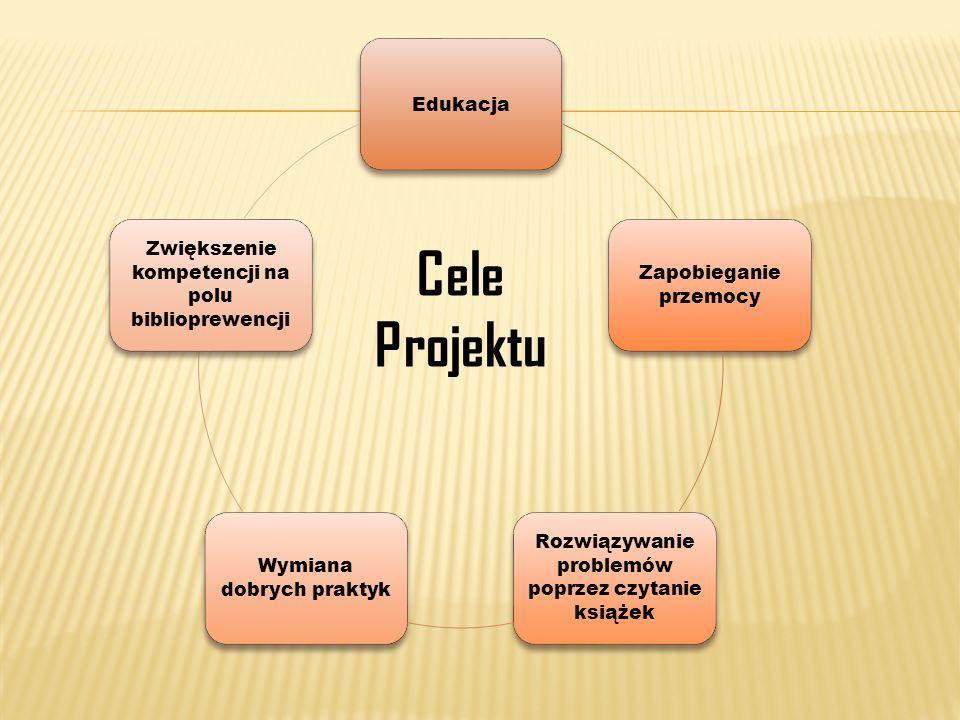 Cele Projektu Edukacja Zapobieganie przemocy
