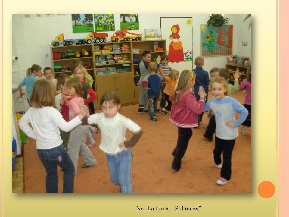"Nauka tańca ""Poloneza"