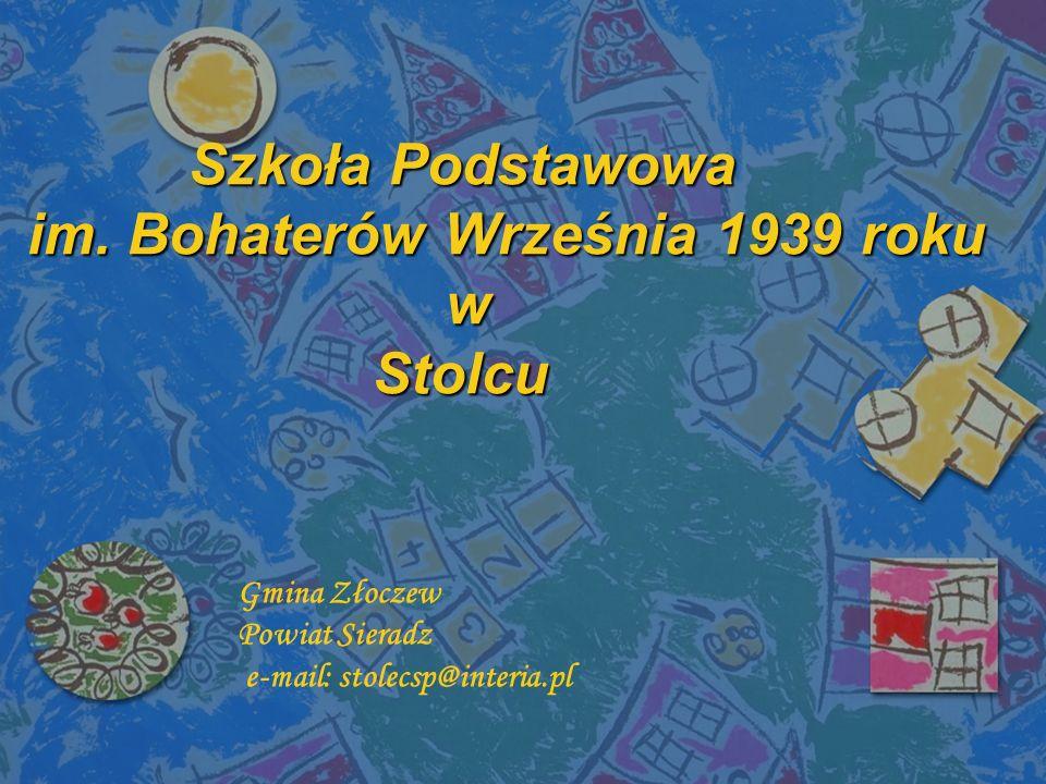 Szkoła Podstawowa im. Bohaterów Września 1939 roku w Stolcu