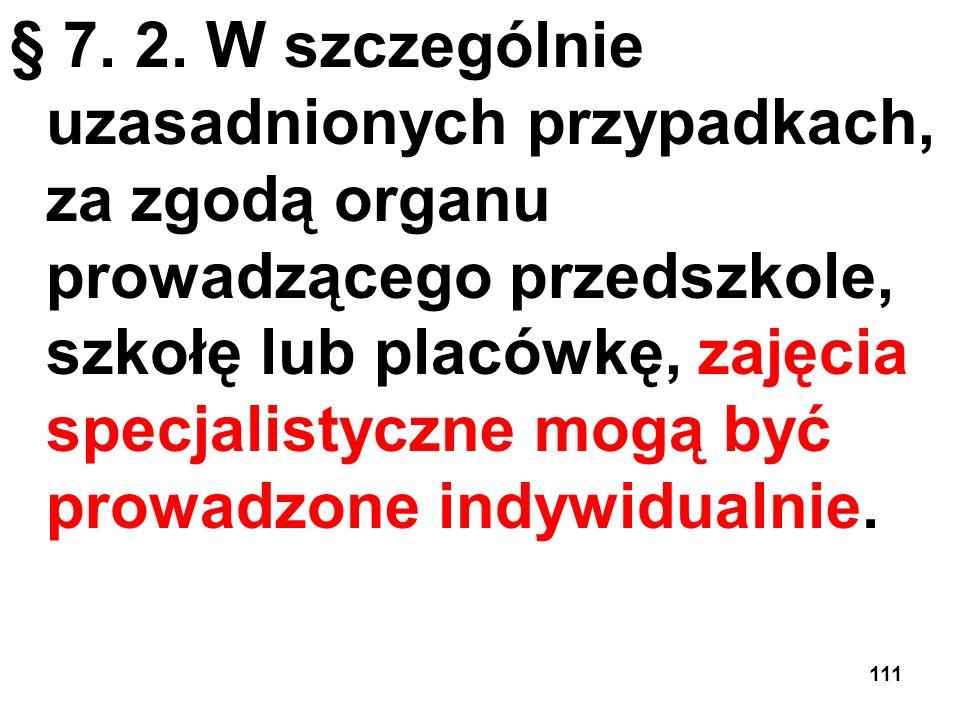 § 7.2.
