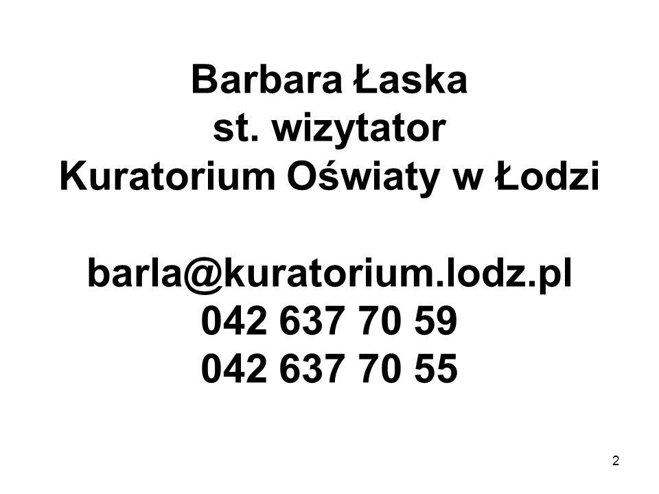 Barbara Łaska st.