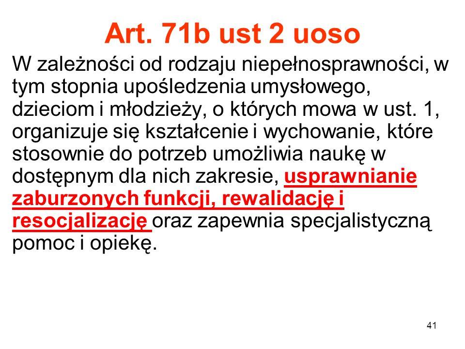 Art. 71b ust 2 uoso