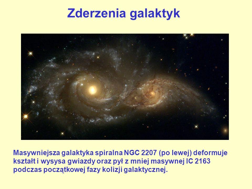 Zderzenia galaktyk