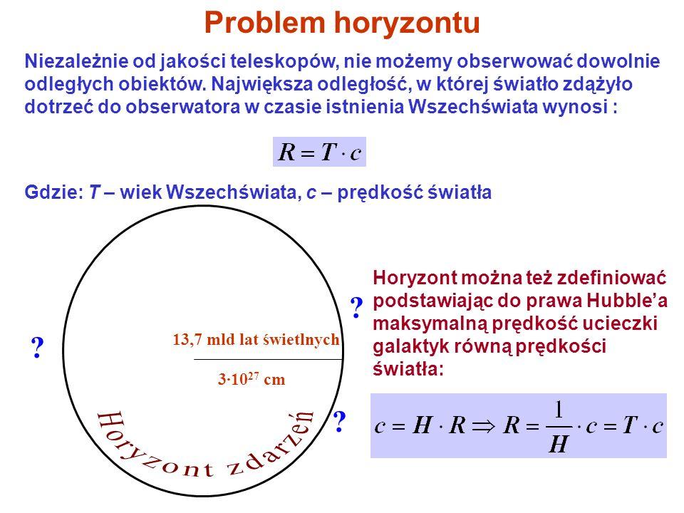 Problem horyzontu
