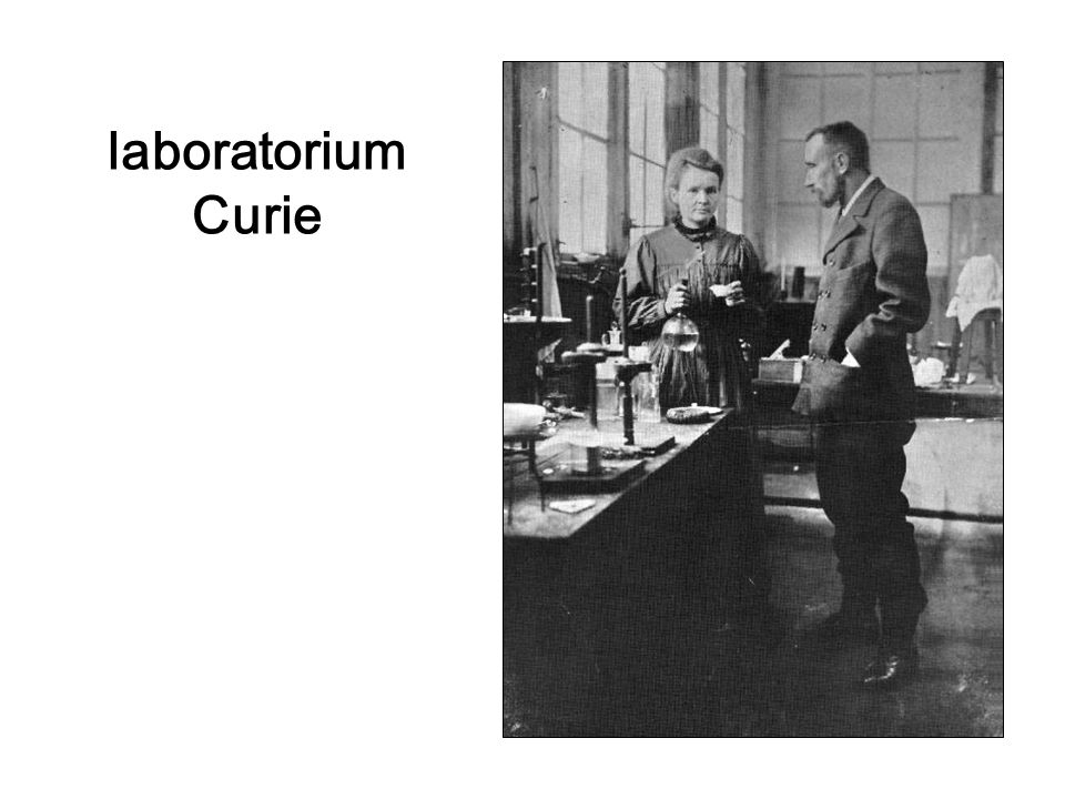 laboratorium Curie