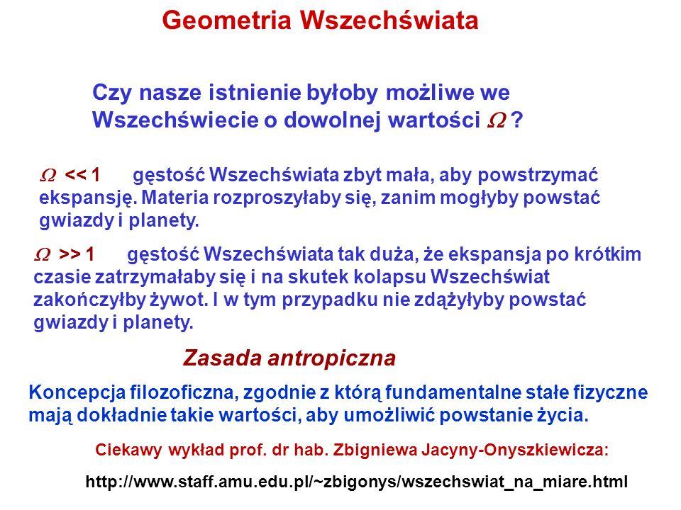 Geometria Wszechświata
