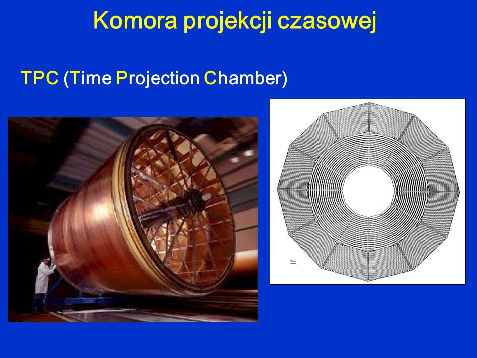 TPC (Time Projection Chamber)