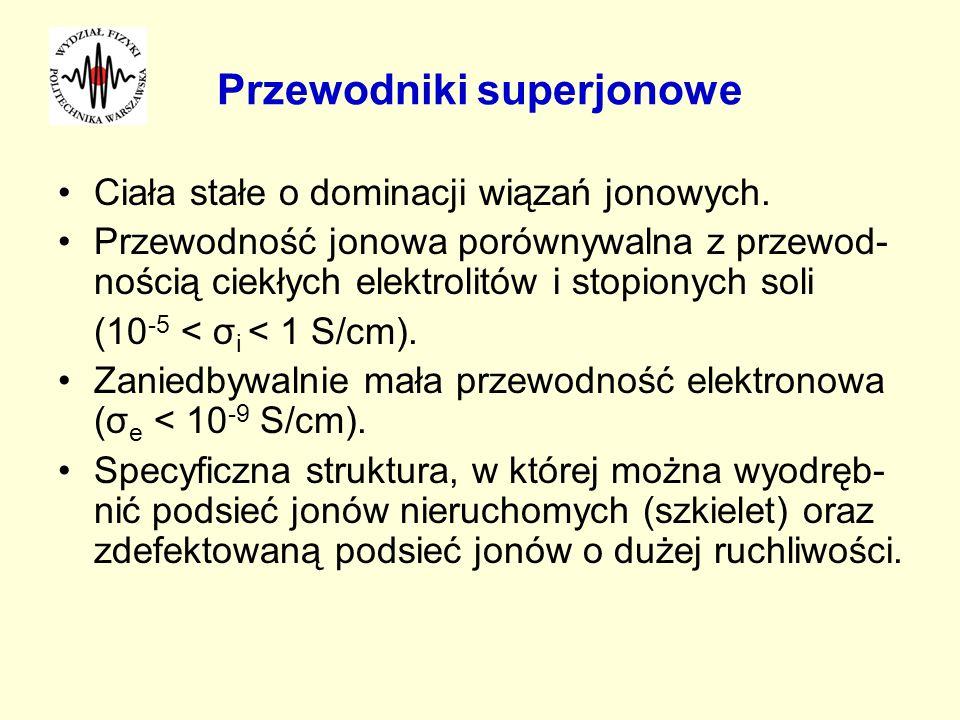 Przewodniki superjonowe