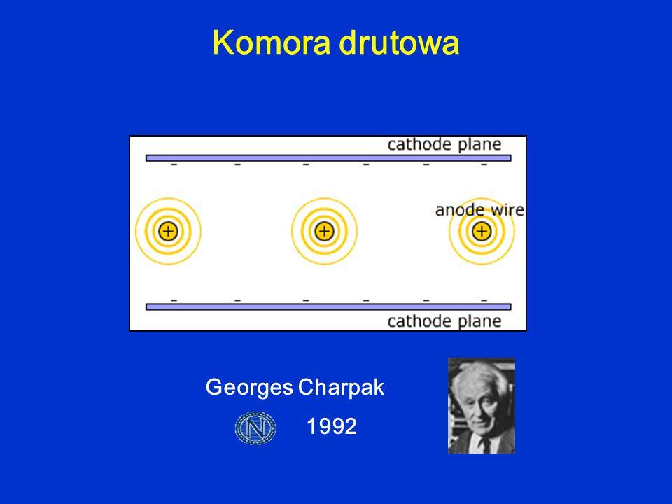 Komora drutowa Georges Charpak 1992
