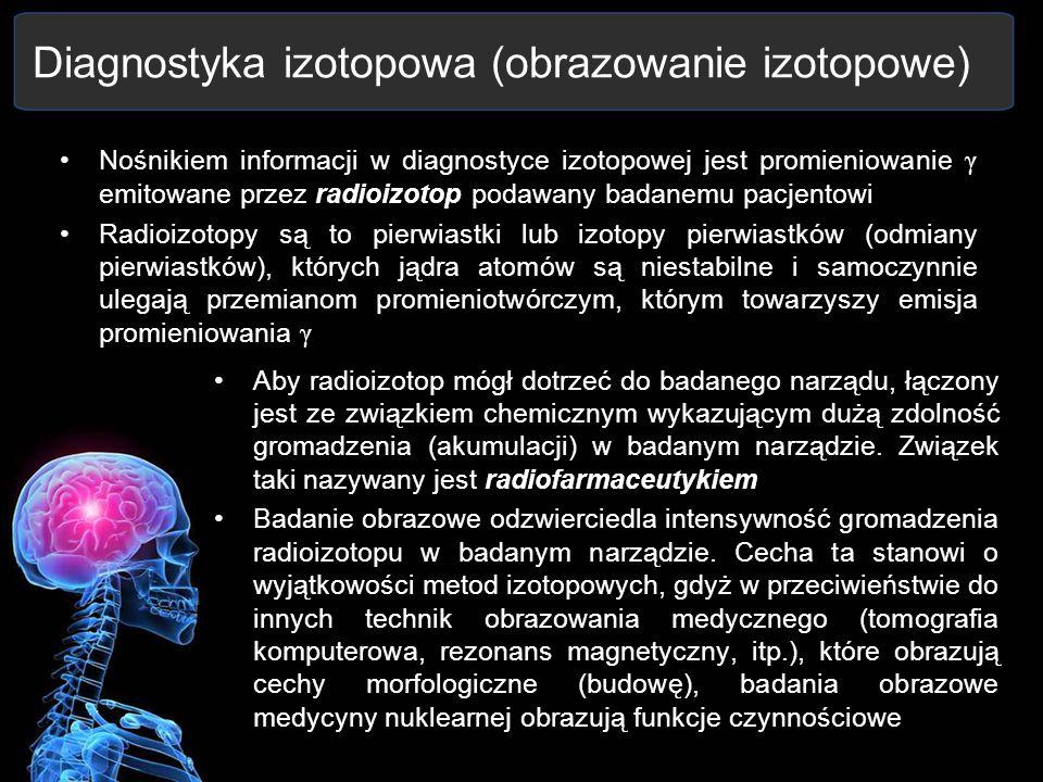 Diagnostyka izotopowa (obrazowanie izotopowe)