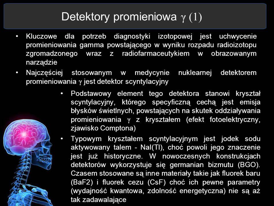 Detektory promieniowa γ (1)