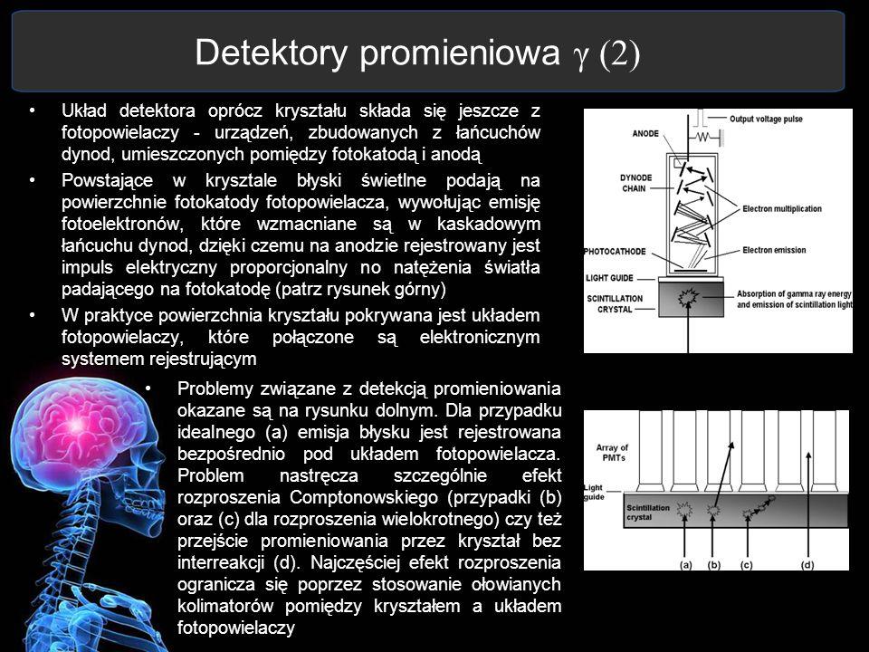 Detektory promieniowa γ (2)