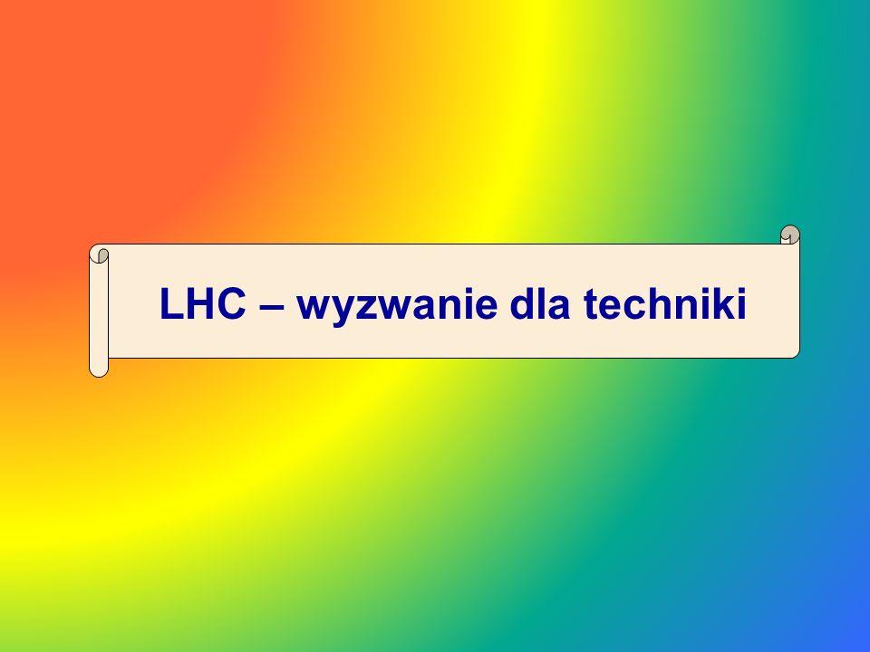 LHC – wyzwanie dla techniki