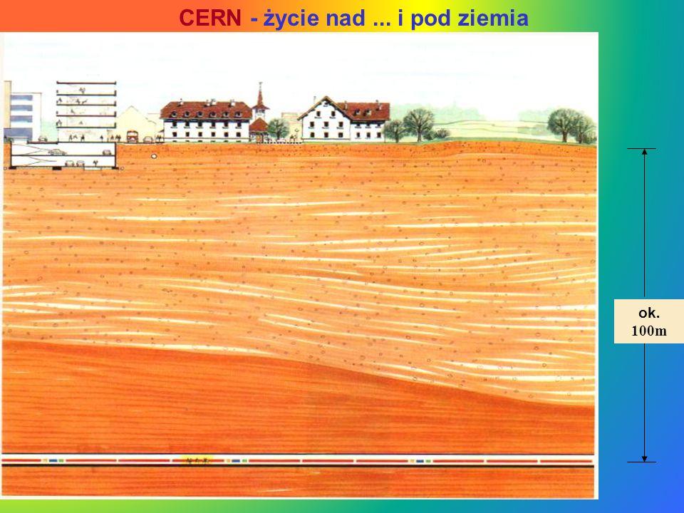 CERN - życie nad ... i pod ziemia