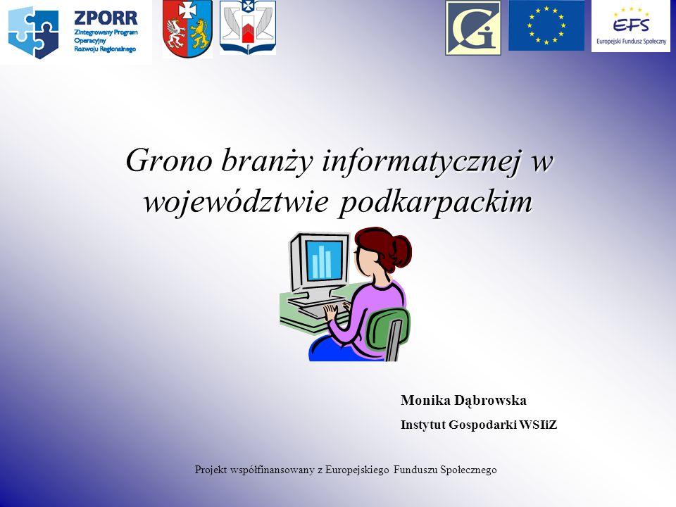 Grono branży informatycznej w województwie podkarpackim