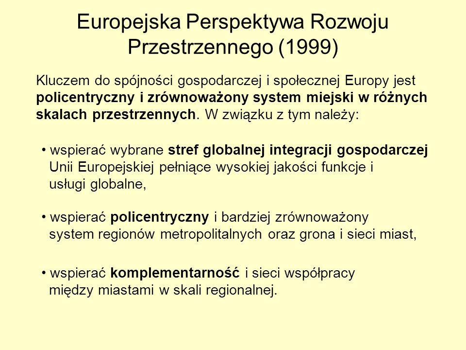 Europejska Perspektywa Rozwoju Przestrzennego (1999)