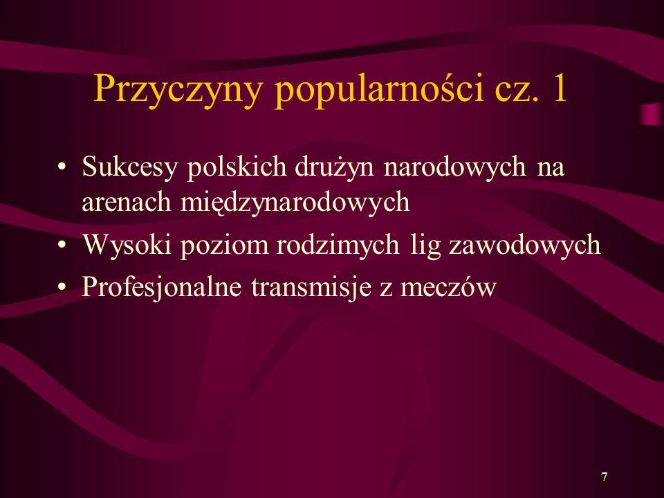 Przyczyny popularności cz. 1