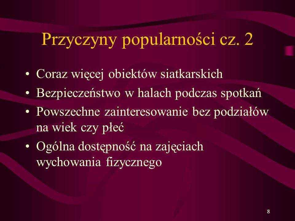 Przyczyny popularności cz. 2