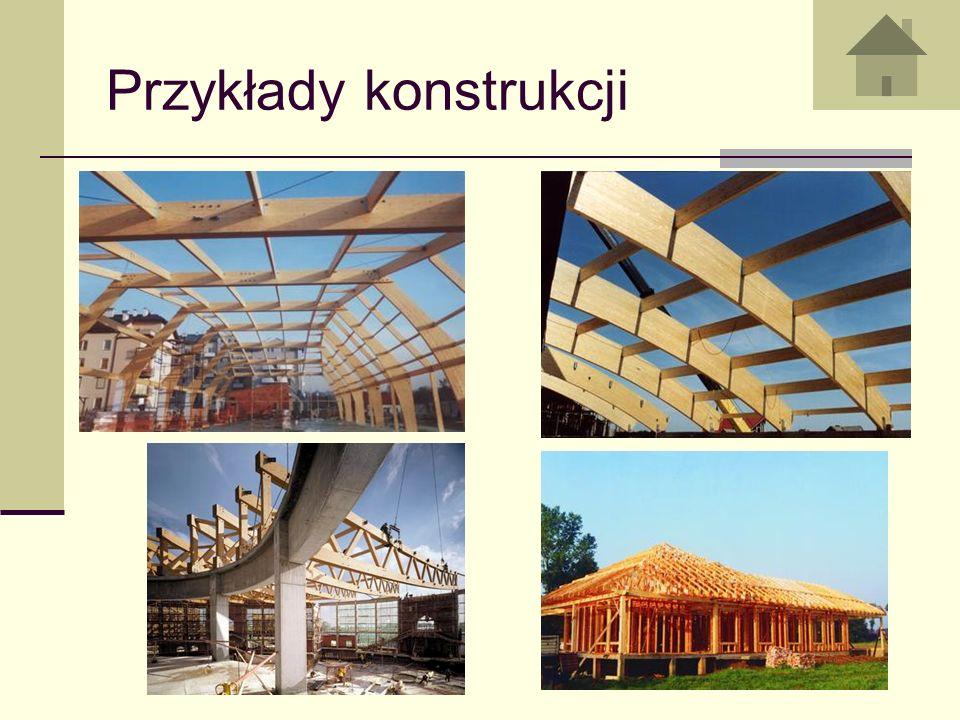 Przykłady konstrukcji
