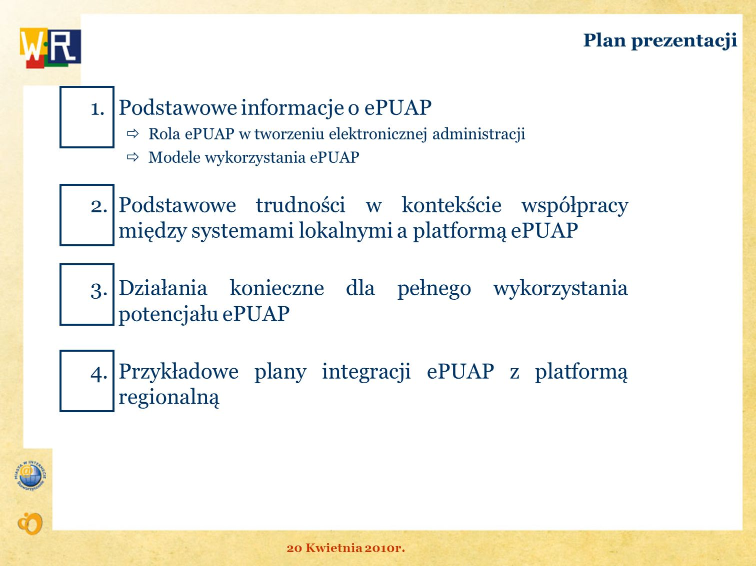 Podstawowe informacje o ePUAP