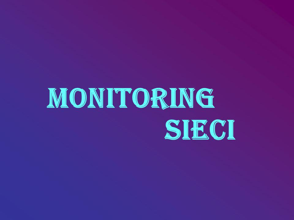 Monitoring Sieci