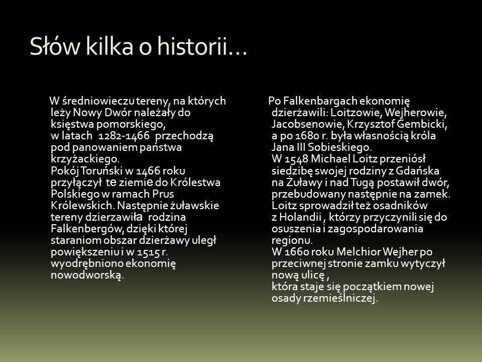 Słów kilka o historii…