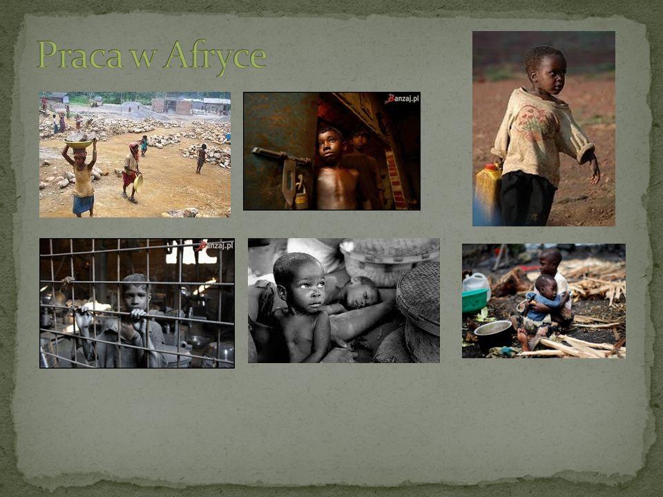 Praca w Afryce
