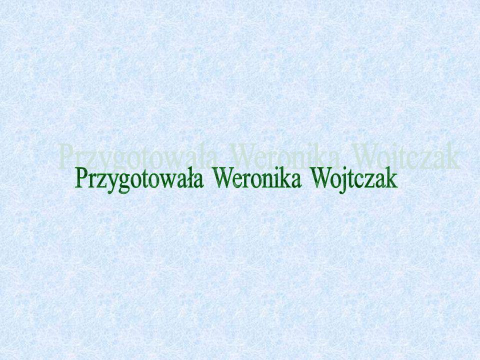 Przygotowała Weronika Wojtczak
