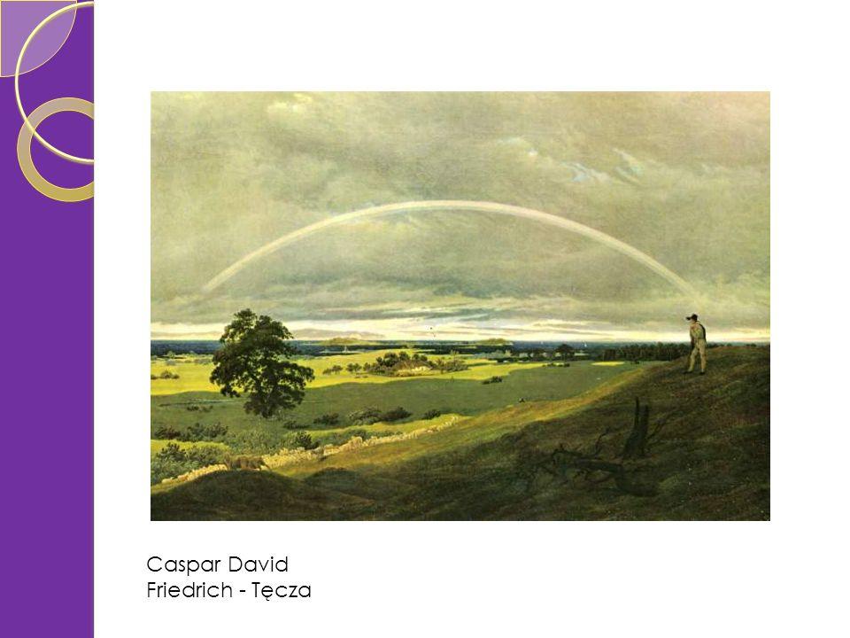 Caspar David Friedrich - Tęcza