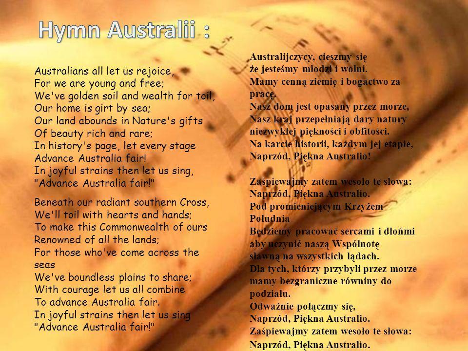 Hymn Australii :