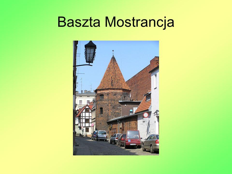Baszta Mostrancja