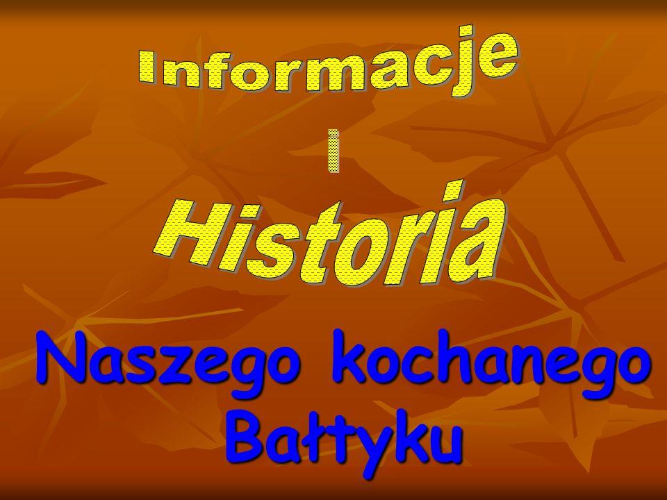 Naszego kochanego Bałtyku