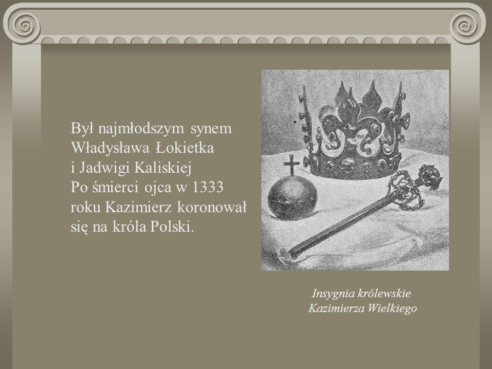 Był najmłodszym synem Władysława Łokietka i Jadwigi Kaliskiej