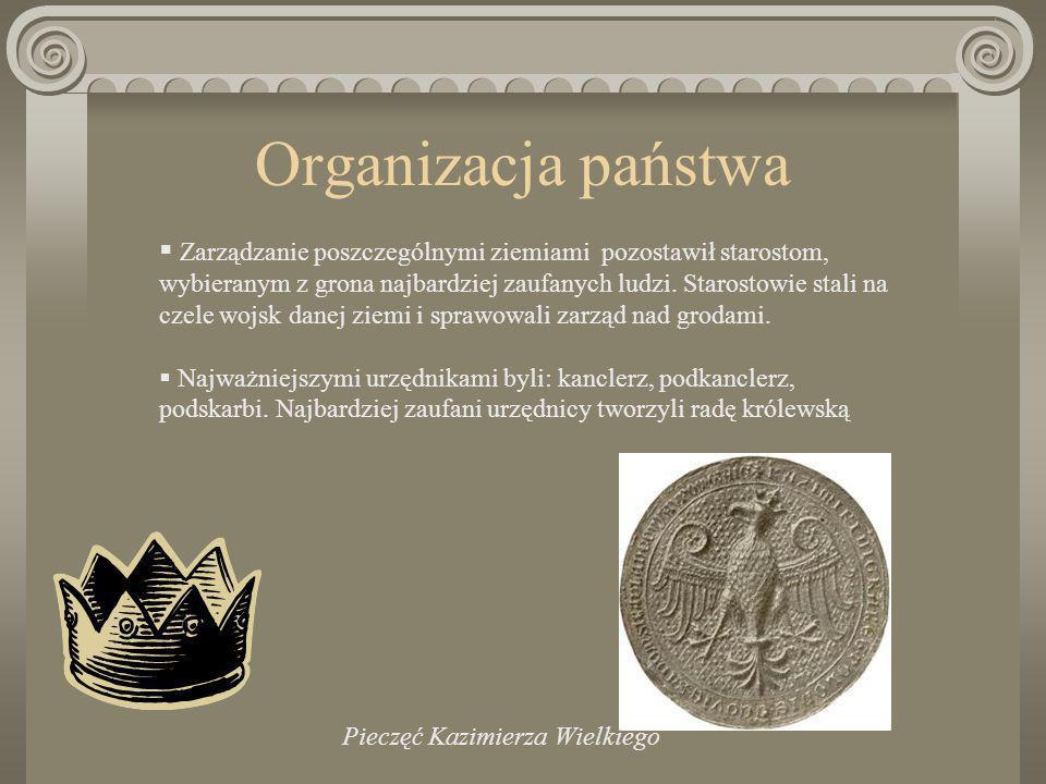 Organizacja państwa