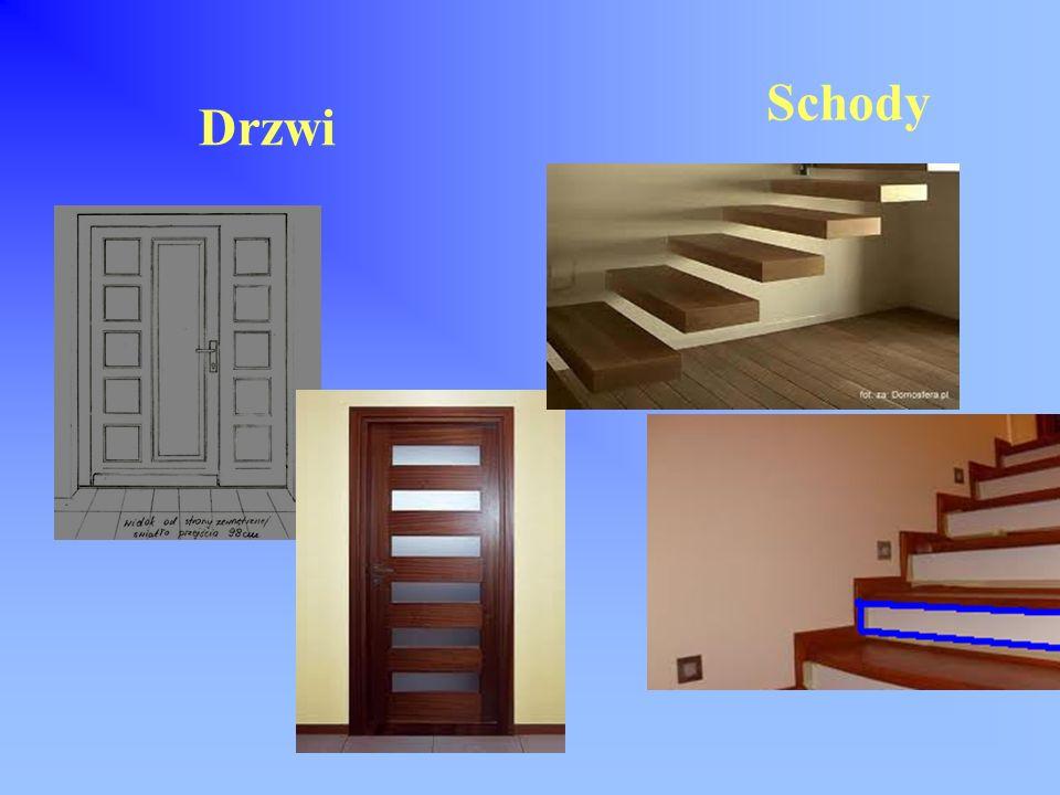 Schody Drzwi