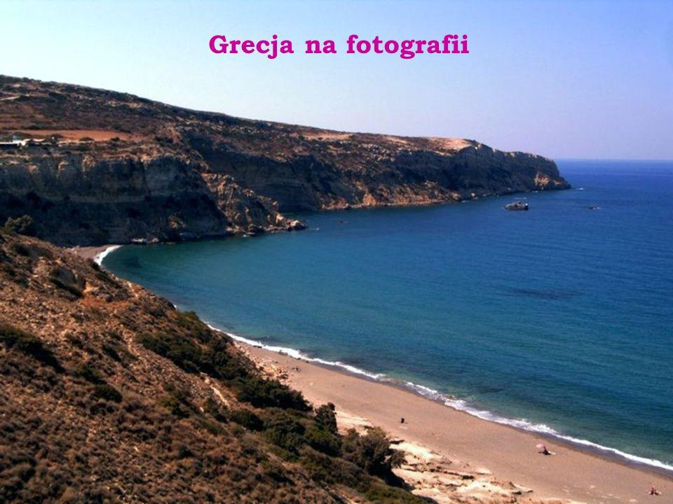 Grecja na fotografii