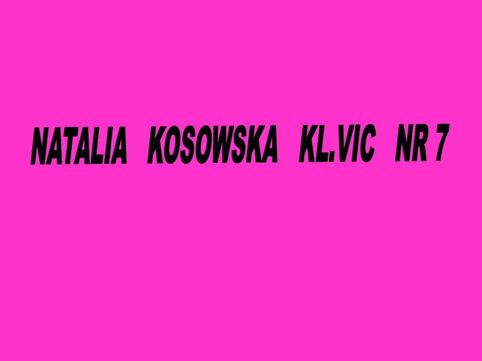 NATALIA KOSOWSKA KL.VIC NR 7