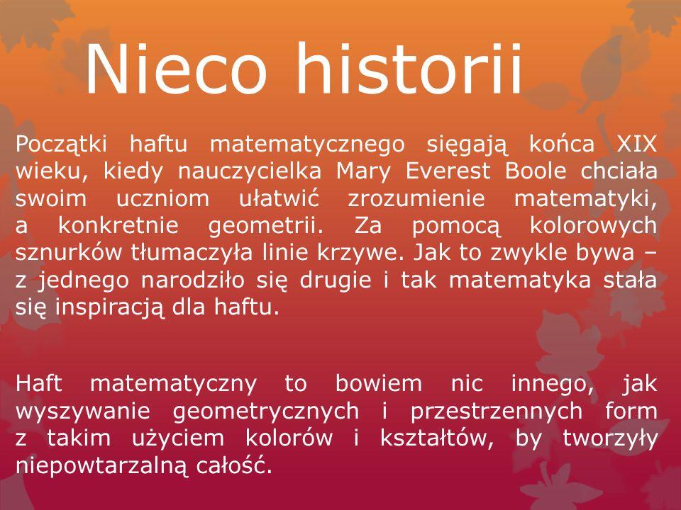 Nieco historii