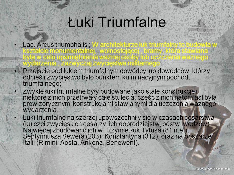 Łuki Triumfalne