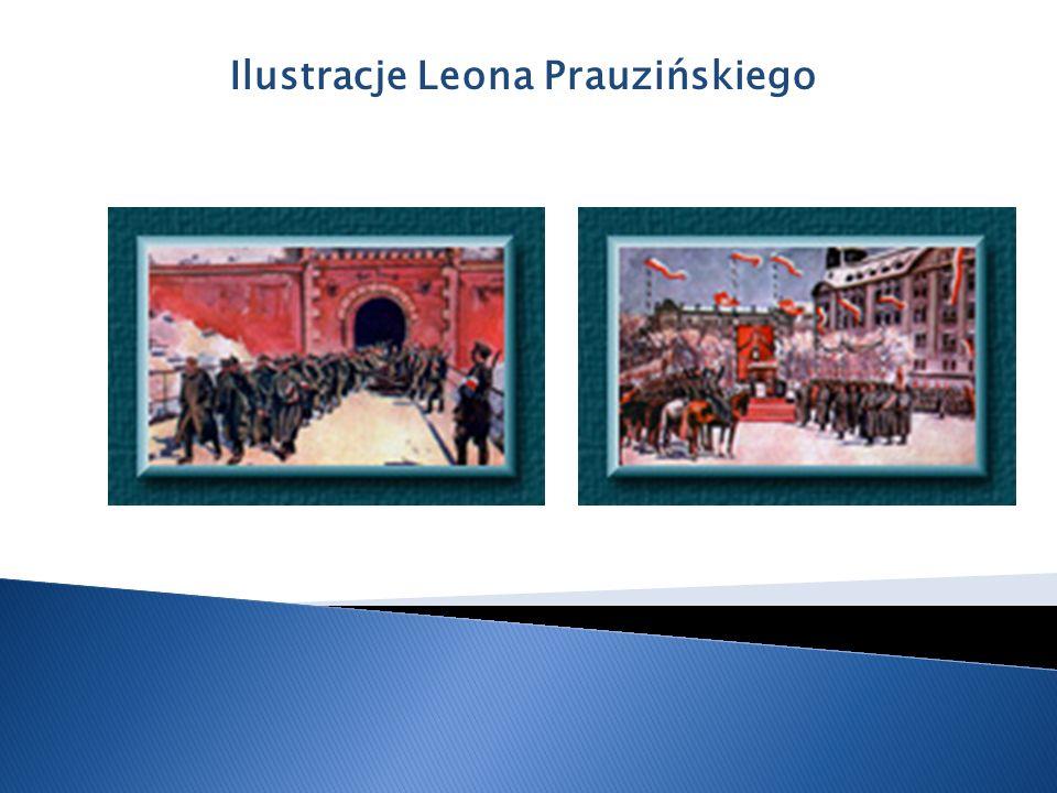 Ilustracje Leona Prauzińskiego