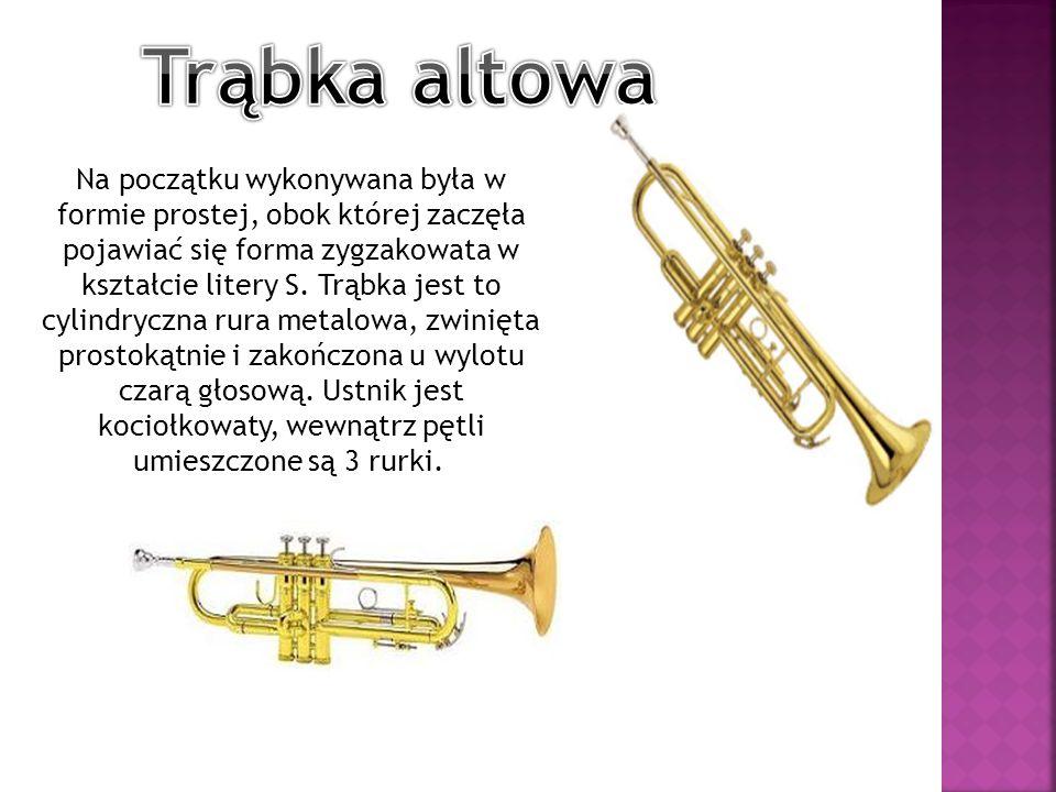 Trąbka altowa