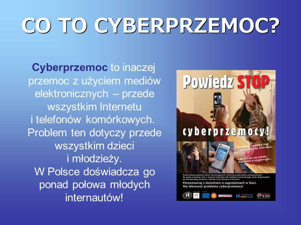 CO TO CYBERPRZEMOC