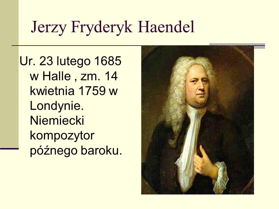 Jerzy Fryderyk Haendel