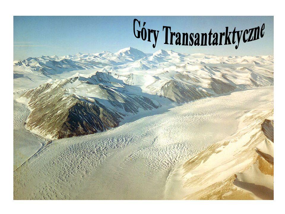 Góry Transantarktyczne