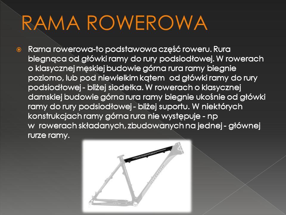 RAMA ROWEROWA