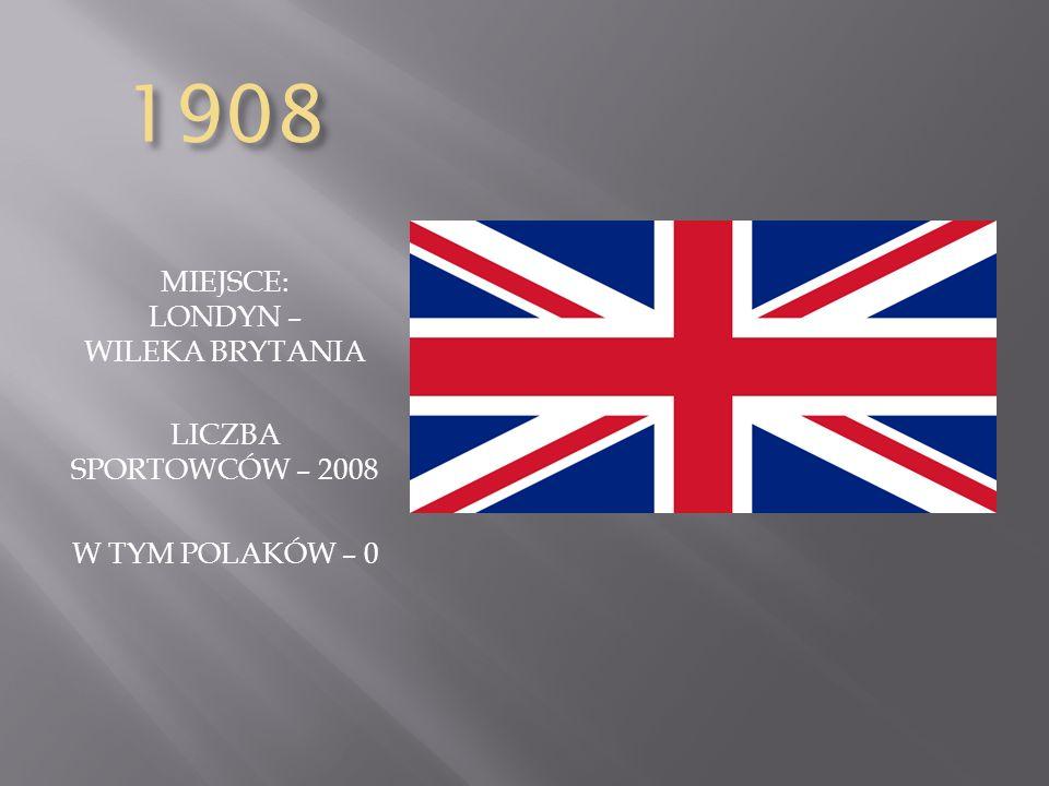 MIEJSCE: LONDYN – WILEKA BRYTANIA