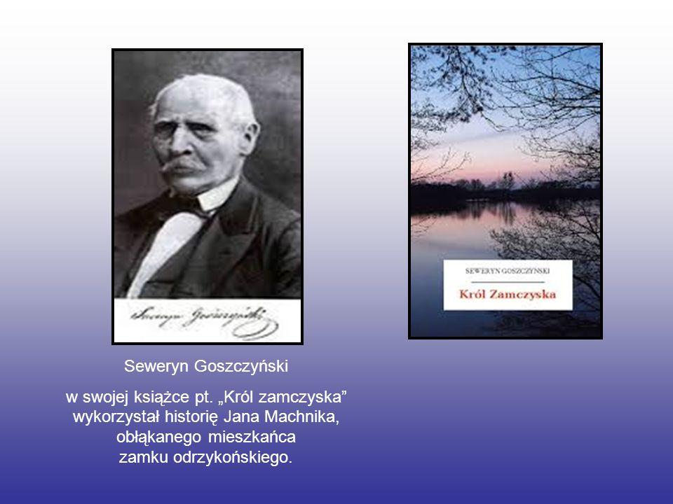 Seweryn Goszczyński w swojej książce pt.